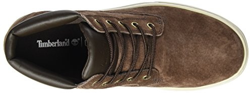 Timberland Dauset Waterproof, Bottes Chukka Homme Marron (Coconut Shell)