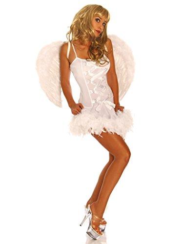 Imagen de disfraz de niño jesús ángel