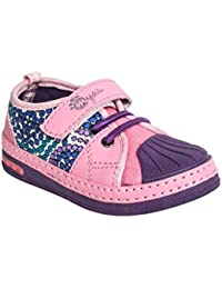 MYAU Kid's Girls Boys Pink Purple Soft & Comfortable Casual Sneakers