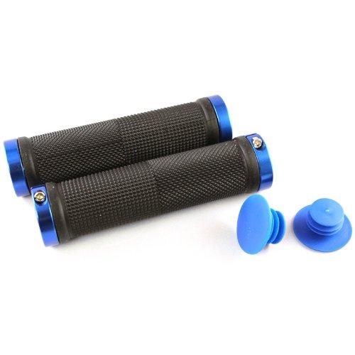 Clarks Griff MTB 2-Fach Lockring - schwarz-blau