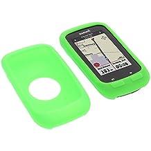 Funda para Garmin Edge 1000 protectora silicona carcasa protección verde