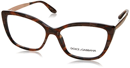 Dolce & Gabbana - GROS GRAIN DG 3280, Schmetterling Acetat Damenbrillen