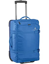 Eagle Creek Trolley No Matter What Flatbed Duffel 32 Rollkoffer mit stabilem Griffsystem Reisetasche, 81 cm, 101 l, blau/Slate blau