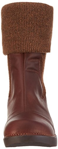 Wool Braun Kurzschaft Art Stiefel brown Damen Zundert q8RXwXEO
