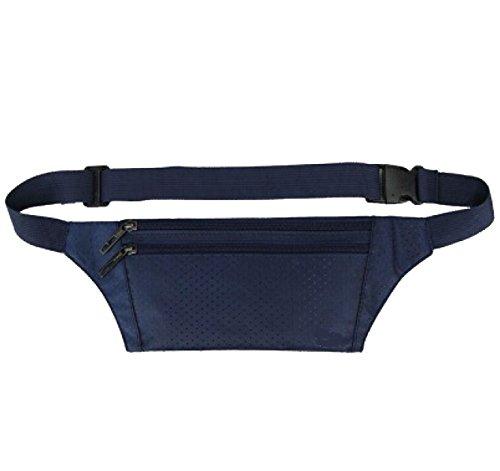 Multifunktionale 0 Outdoor Fitness Sporttaschen Mehrfarbig DarkBlue