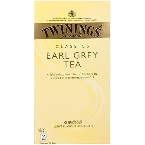 Twinings - Earl Grey Tea Classics, Famosa