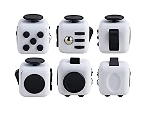 Fidget Cube Anxiety Attention Toy Relieves Stress And Anxiety And Relax for Children and Adults from EVEN