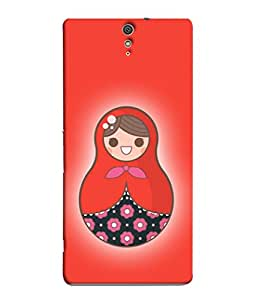 FUSON Designer Back Case Cover for Sony Xperia C5 Ultra Dual :: Sony Xperia C5 E5533 E5563 (Family Friends Happiness Together Sister )