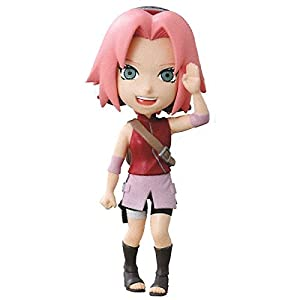 Most lottery NARUTO- Naruto - Shippuden World Collectible Figure C Awards Haruno Sakura separately 8