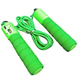 QingTanger Adjustable Professional Counting Skipping Rope Automatic Counting Jump Rope