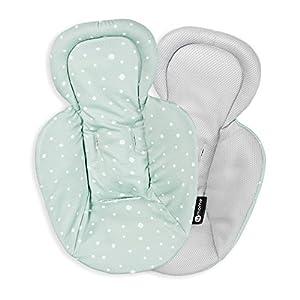 4moms Neugeboreneneinsatz für Babyschaukel , Babywippe , mamaRoo , bounceRoo , rockaRoo , beidseitig bedruckt , cool…