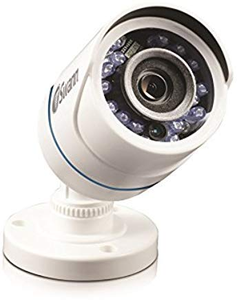 Swann Power Source Interior/Exterior Simulated Security Camera