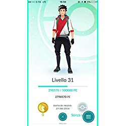 POKEMON GO ACCOUNT LEVEL 31! 2800+ DRAGONITE, 2700+ SNORLAX, LAPRAS - NoTeam - INSTANT DELIVERY - 750K STARDUST