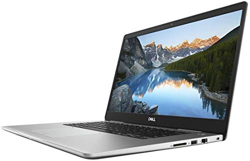 Dell Inspiron 7570 15.6-inch FHD Laptop (Core i5 - 8250 U/8GB/1TB HDD + 128GB SSD/Win 10 with Ms Office Home & Student 2016/Nvidia Geforce 940MX 4GB Graphics), Silver