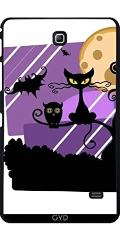 Hülle für Samsung Galaxy Tab 4 (7 Zoll) - Halloween Horror Fest - by WonderfulDreamPicture
