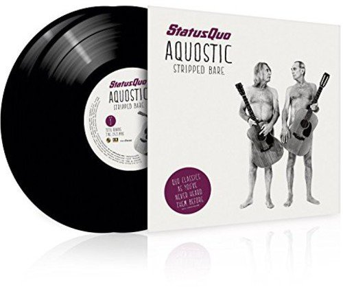 Aquostic (Stripped Bare)(2LP inkl. Download Code) [Vinyl LP]