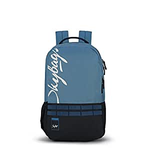 Skybags Xcide 48 Ltrs Blue Casual Backpack (SBXCI01BLU)