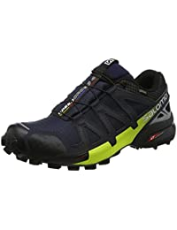 Salomon Speedcross 4 Nocturne GTX, Chaussures D'Escalade Homme