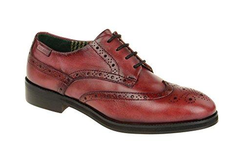 PikolinosW5m-5701 Garnet - zapatos con cordones Mujer , color rojo, talla 41