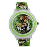 VITREND™ Ben-10 New Round Dial Analong Watch For Boys And Girls-001- (sent as per available colour )