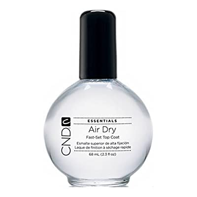 CND Air Dry Fast-Set Top Coat 2.3floz CODE: CND_NC20456