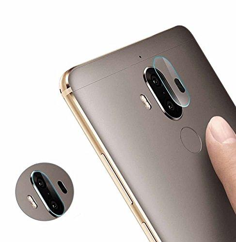KAIBSEN® Huawei Mate 9/Mate 9 pro Kameraobjektiv Schutz Super Clear Ultra HD zurück Kamera-Objektiv gehärtetem Glas-Screen-Cover-Film für Huawei Mate 9/Mate 9 pro