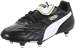 Puma King Pro Soft Ground, Men's Football Competition Shoes, Black (Black/White/Black), 9 UK (43 EU) (B000G529DA) | Amazon Products