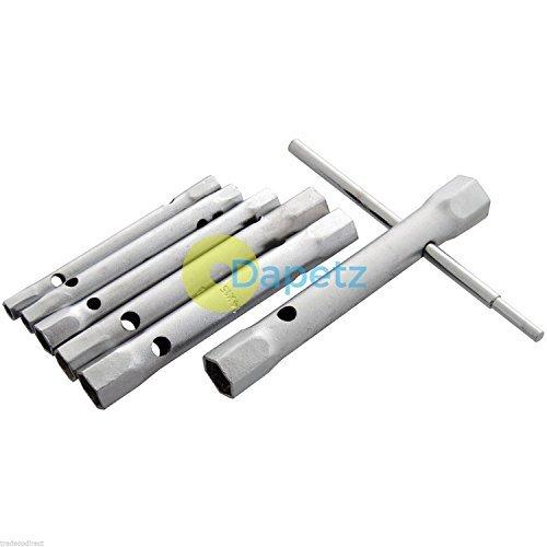 Daptez 6 Robinet Box Ensemble Des Clés Monobloc Plumber 10 11 12 13 14 15 16 17 18 19mm