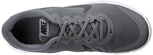 Nike Flex Experience Rn 4, Scarpe da Corsa Uomo Multicolore (Gris / Negro / Blanco (Cool Grey / Black-Black-White))