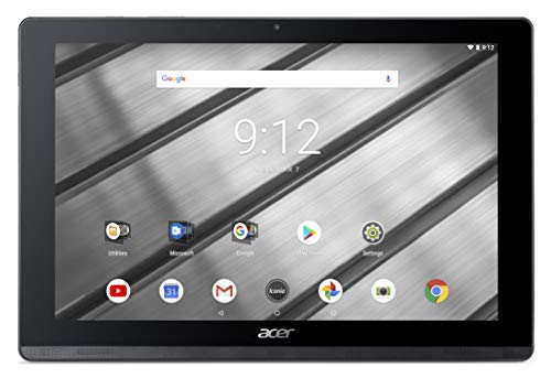 Acer Iconia One 10 B3-A50 Tablet (MediaTek 8167A Cortex A35 1.3GHz Processor, 2 GB RAM, 16GB eMMC, 10.1 inch HD Display, Android 8.1, Iron) Best Price and Cheapest