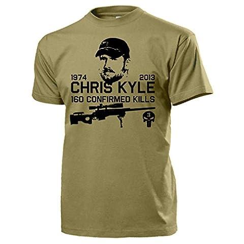 Chris Kyle American Sniper Scharfschütze Navy Seal Team 3 US