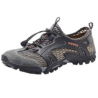 Manadlian Originals Sneaker Herren Schuhe Draussen Wanderschuhe Sportschuhe Rutschfest Atmungsaktiv Creek Schuhe Lifestyle Running Clima Cool