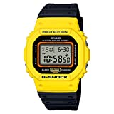 G-Shock Men's DW5600TB-1 Watch Yellow