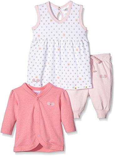 Twins Baby - Mädchen Bekleidungsset, Mehrfarbig (Mehrfarbig 3811), 62