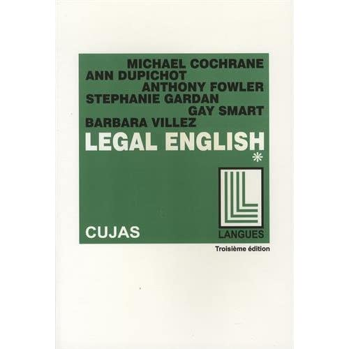 Legal English I