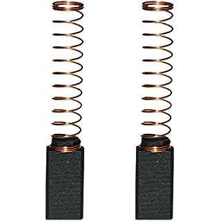 Carbon Brushes Pair for Festo Festool ETS 150/3 EQ / ETS 150/3 EQ-C