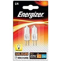 Energizer Lighting EVES4851 Energy Saving Halogen Tubes & Capsules, Set of 10