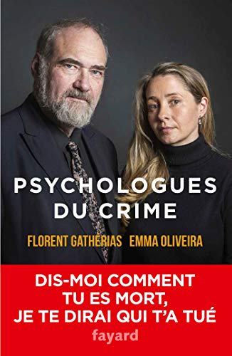 Psychologues du crime par Emma Oliveira-Christiaen
