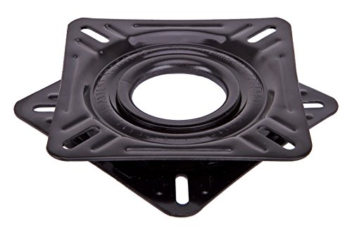 Springfield Drehteller Drehplatte Drehplattform Stahl für Bootssitz Bootsstuhl
