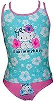 Girls Charmmy Kitty 2 pc Swimming Costume / Tankini