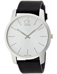 Calvin Klein K2G211C6 - Reloj de pulsera para hombre, cronógrafo, movimiento de cuarzo