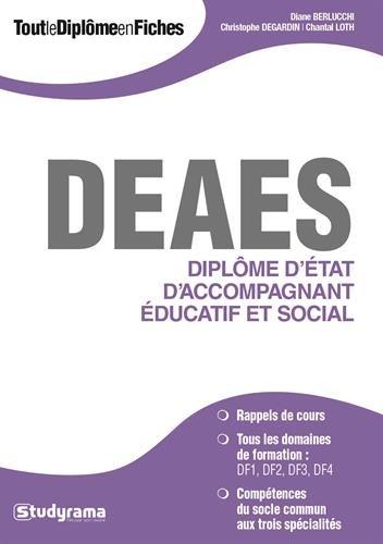 Diplôme d'état d'accompagnant éducatif et social (DEAES) par From Studyrama