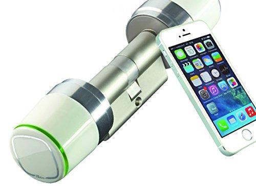 ISEO Libra Smart Elektronischer Schließzylinder mit App Bedienung Komplettset
