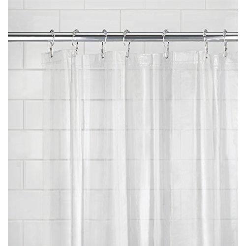 Mdesign rivestimento tenda doccia peva 3g confezione da 2 - Tenda doccia design ...