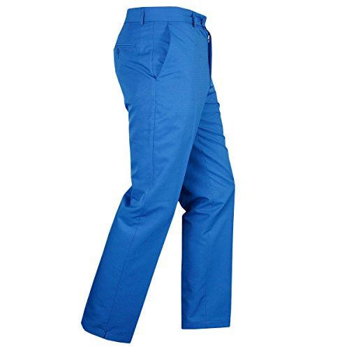 Stromberg 2018 Sintra 2 Technical Wicking Mens Golf Trousers - Straight Fit Cobalt Blue 34x33