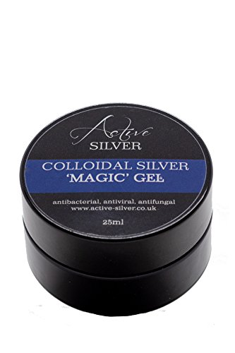 Colloidal Silver Magic Gel 25ml. Active Silver Advanced Colloidal Silver is  a natural product with 3986314a87f8c