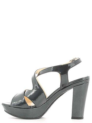 Zapatos Negras M38 Sandalias De De Tacón Alto Mujeres Gracias Las rpBnrUHx