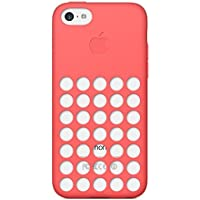 Apple MF036ZM/A - Carcasa para Apple iPhone 5C, rosa