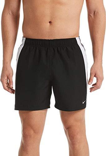 Nike Current 5 Zoll Volley Short-lmf5 NES9507, Herren, Schwarz, L