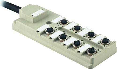 WEIDMULLER - CONECTOR SAI-8-F 4 POLOS PUR-5M